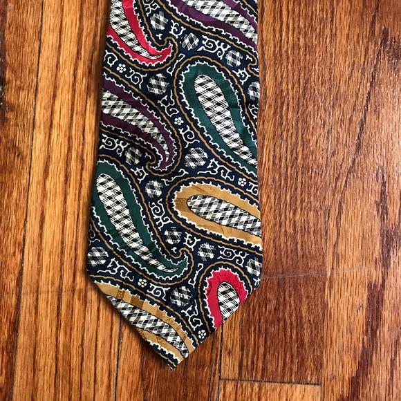Vintage Other - Vintage paisley tie